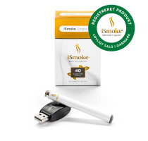 iSmoke® Single Start Kit med 2 Filtre