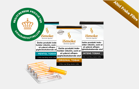 iSmoke Premium Filtre
