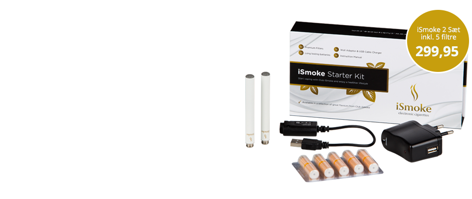 iSmoke 2 Start Kit