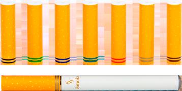 iSmoke E-Cigaret med batteri